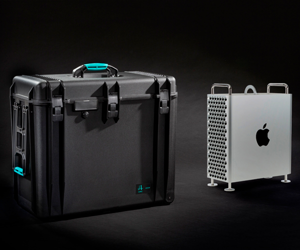 Flightcase for MAC