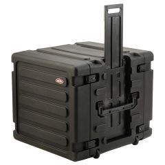 "SKB 10U Roto Shock Rolling Rack - 20""/508 mm"