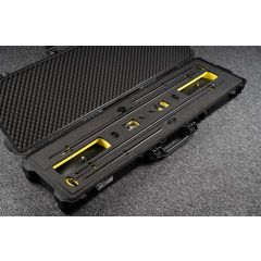 Peli Case with custom foam for for 2 sets of DPA 4097