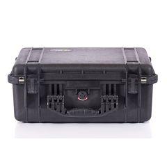 Peli 1550 Case Svart (425x284x155mm)
