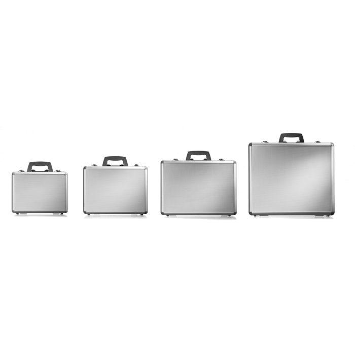 Aluminiumväska PB 1 med skum