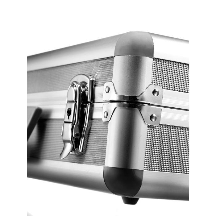 Aluminiumväska PB 6 med skum