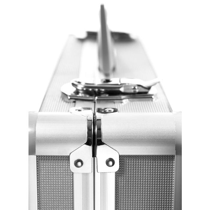Aluminiumväska PB 3 med skum