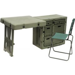 Peli-Hardigg Single Field Desk