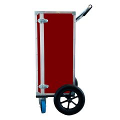 Mobility 16 Cart Carrier-Red