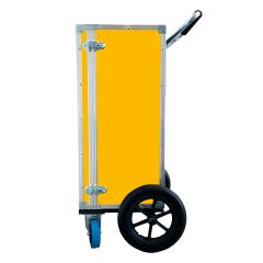 Mobility 16 Cart Carrier-Yellow