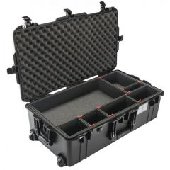 Peli Air 1615 Black TREKPAK