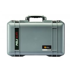 Peli 1535 Air Carry-On Silver Med Skum