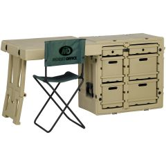 Peli-Hardigg Single Field Desk