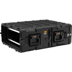"SUPER-V-SERIES 3U - 24"" - 601 mm Deep Static Shock Rack"